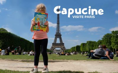 Capucine visite Paris